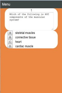 Medical School Apps: Muscles- screenshot thumbnail