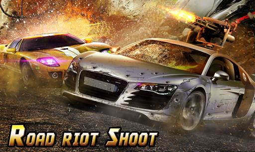 Free Road Riot Shoot