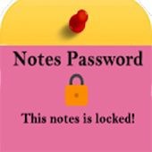 Notes Password pro