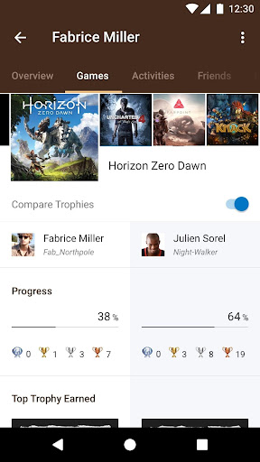 PlayStation App 18.12.0 screenshots 4