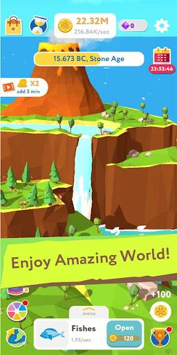 Evolution Idle Tycoon - World Builder Simulator filehippodl screenshot 3