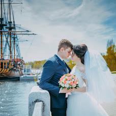 Wedding photographer Anastasiya Barus (barys84). Photo of 08.09.2017