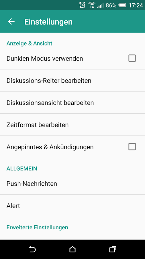 AH App (Android-Hilfe.de)- screenshot