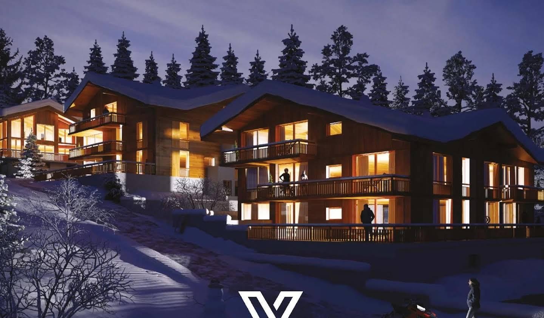 Appartement avec terrasse Combloux