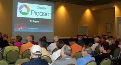 Photo: Had a good crowd for our spur-of-the-moment seminar at Sun City Hilton Head