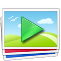 Slide Images - Live Wallpaper icon