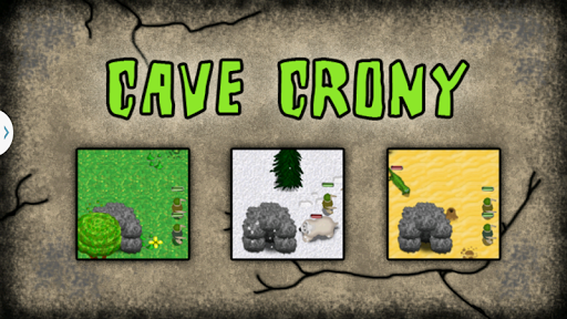 Cave Crony