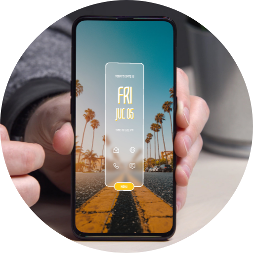 FocusedHome for KLWP APK Cracked Download