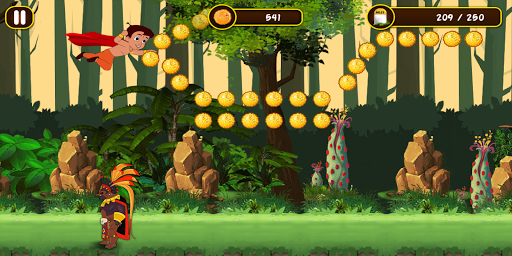 Chhota Bheem Jungle Run 1.56.15 screenshots 8