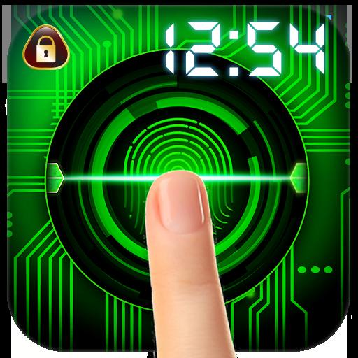 New Fingerprint Lock Screen 2017