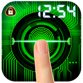 New Fingerprint Lock Screen 2017