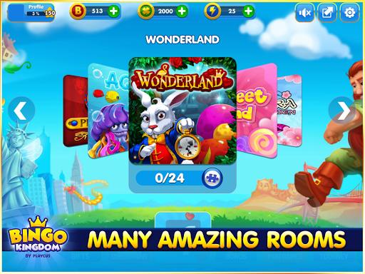 Bingo Kingdom: Free Bingo Game u2013 Live Bingo 0.003.233 7