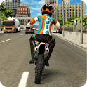 Moto Traffic Dodge 3D icon