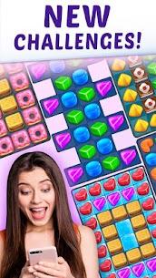Gummy Paradise – Free Match 3 Puzzle Game 3