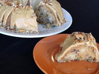 Ms. Geraldine's Fresh Apple Cake Recipe