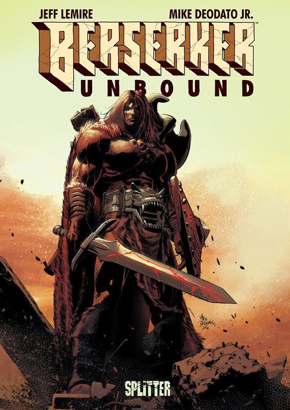 Berserker Unbound (2020)