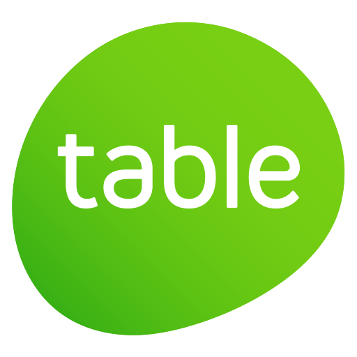 Syrup 테이블 - 시럽테이블