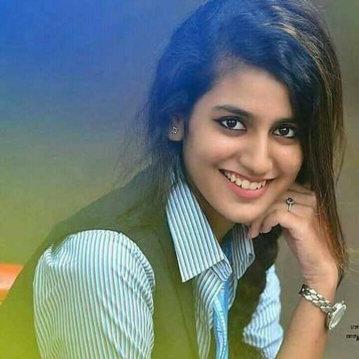 Priya Prakash Varrier Official