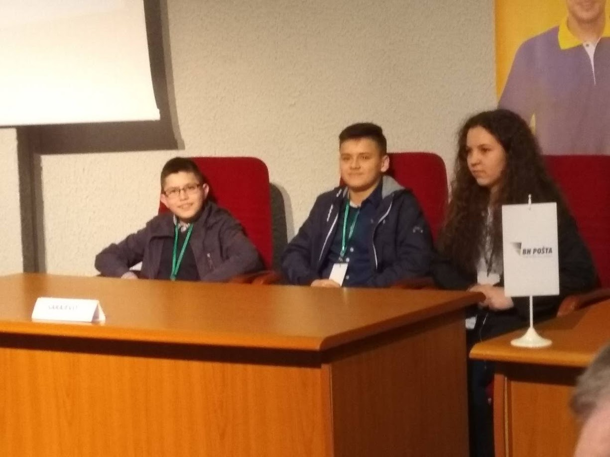 Regionalno takmičenje iz Vjeronauke 2018.