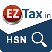 HSN/SAC Code, GST Rate Smart Search App - EZTax.in