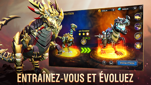 Télécharger Gratuit Idle Arena: Evolution Legends apk mod screenshots 2