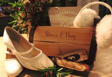 Kistjes en doosjes - kistje trouwfeest