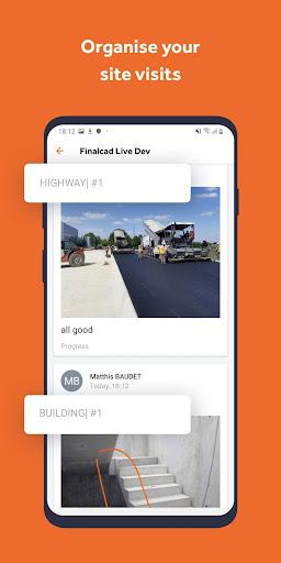 Finalcad Live screenshot 3