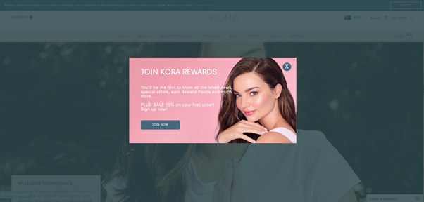 kora rewards