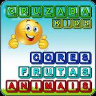 Palavras Cruzadas Infantil icon