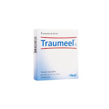 Traumeel S Ampollas Caja   X5Amp. Heel Medicamento Homeopático