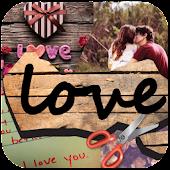 Love Selfie Frames + Editor
