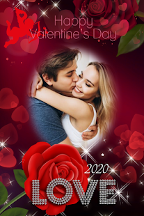 Download Valentine Photo Frame 2020 - Love Photo Frames For PC Windows and Mac apk screenshot 11