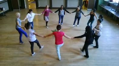 Photo: Israeli dance
