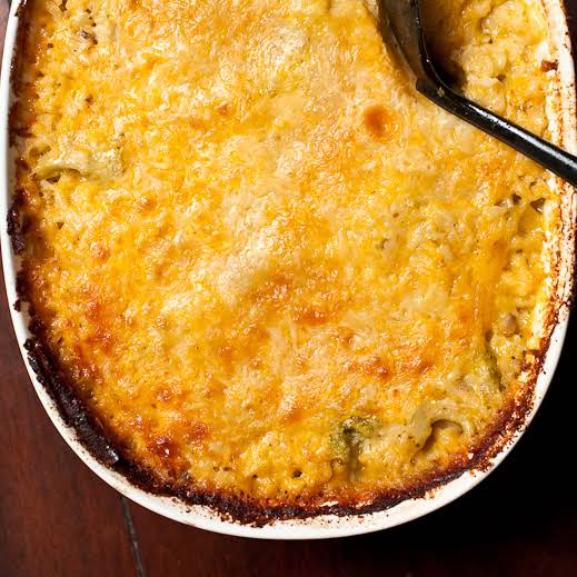 10 Best Broccoli Cheese Rice Casserole Without Cream Of -9581