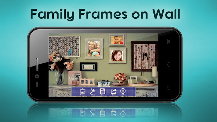 Family Photo Frames - screenshot