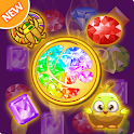 Jewels Oasis : New Puzzle Game icon