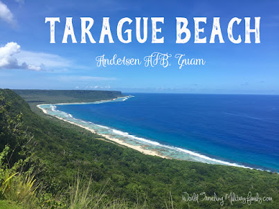 Tarague Beach & Scenic Overlook - Andersen AFB