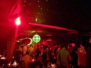 Photo: French restaurant turned dance club in Casablanca