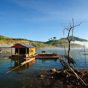 Nam Ka by Huynh Phuc Hau - Landscapes Waterscapes