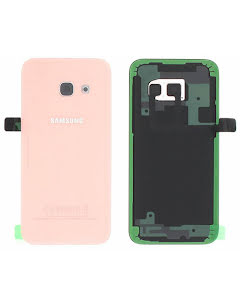 Galaxy A3 2017 Back Cover Pink