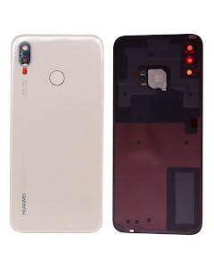 P20 Lite Back Cover Pink