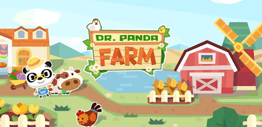 Dr. Panda Farm app for Android screenshot