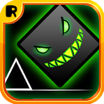 Geometry Dash Darkness Icon