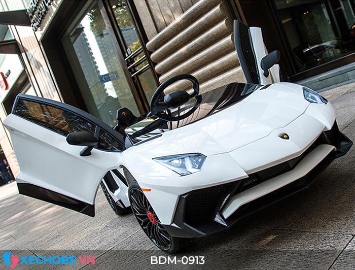 Xe ô tô điện trẻ em BDM-0913 20