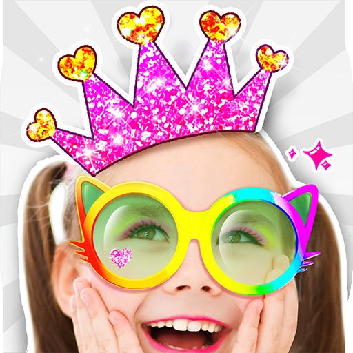 Princess Mirror Selfie Camera