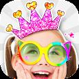 Princess Mirror Selfie Camera icon