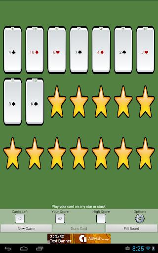 玩紙牌App|Star 21 Free免費|APP試玩