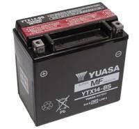 YUASA MC batteri YTX14-BS lxbxh=150x87x145mm