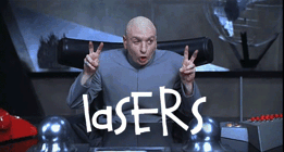 Frickin Lasers