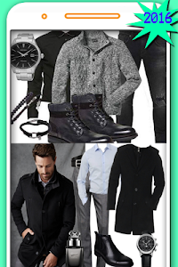 Men's clothing styles screenshot 2
